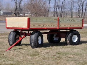 ATV Trailers | Off-road Trailers, Carts and Wagons - Made in