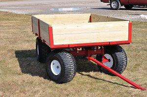 Atv Utility Dump Wagon Model 7340atv By Country Atv Made